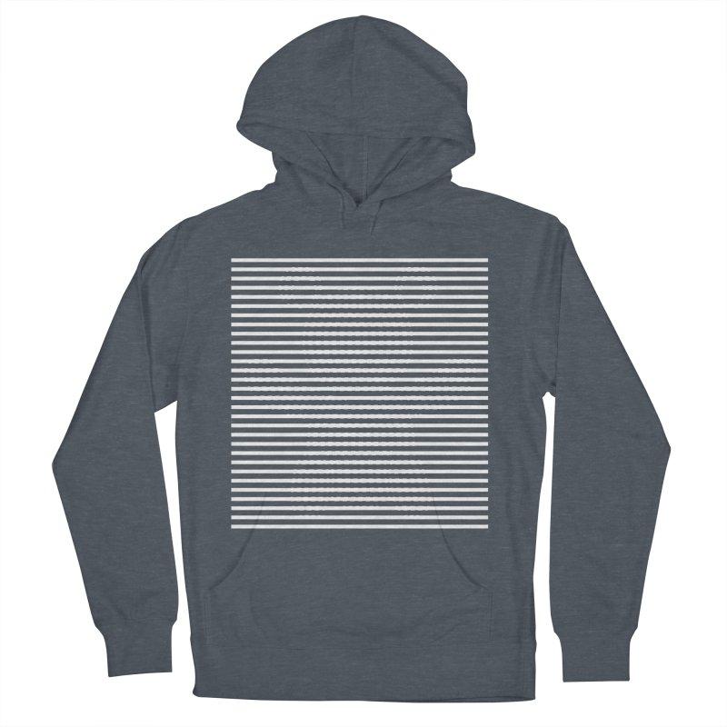 LINE BEAR Men's Pullover Hoody by jinjaja's Artist Shop