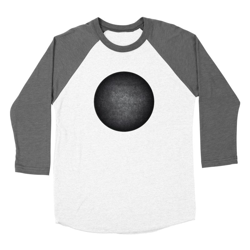 Solid Circle Women's Longsleeve T-Shirt by jjqad's Artist Shop