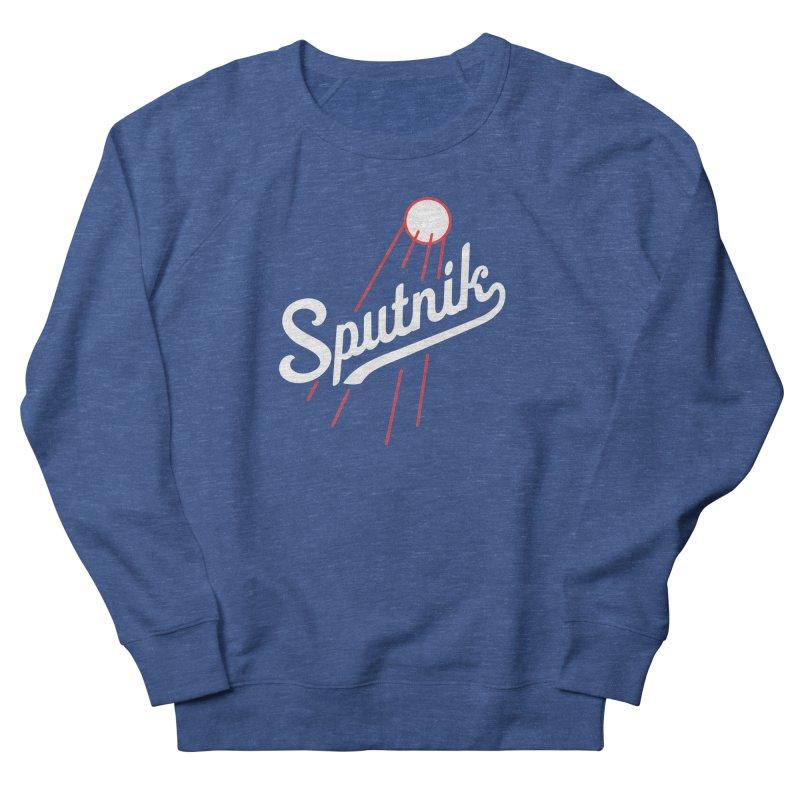 Sputnik - dark colors Women's Sweatshirt by jjqad's Artist Shop