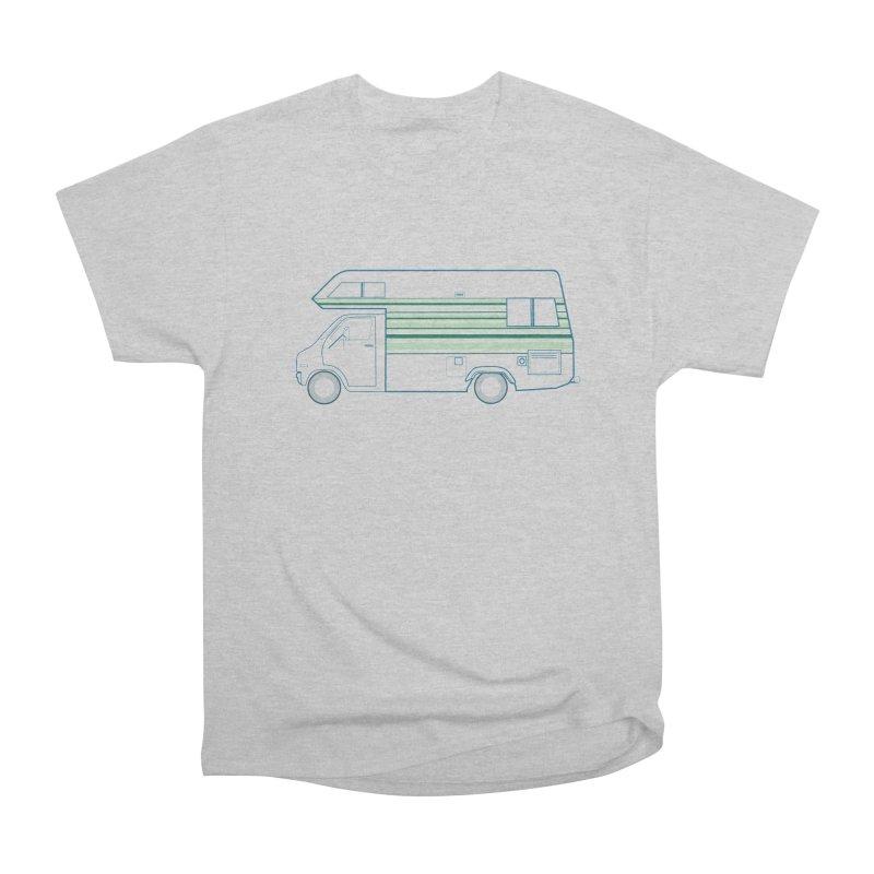 RV #4 Women's T-Shirt by jjqad's Artist Shop