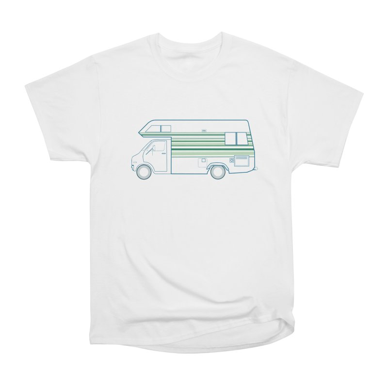 RV #4 Women's T-Shirt by jjqad's Artist Shop