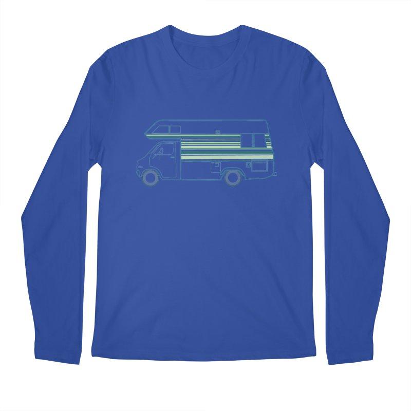 RV #4 Men's Regular Longsleeve T-Shirt by jjqad's Artist Shop