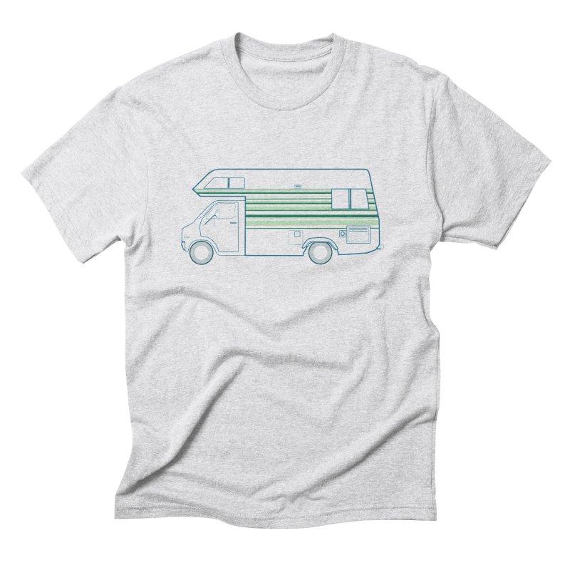 RV #4 Men's T-Shirt by jjqad's Artist Shop