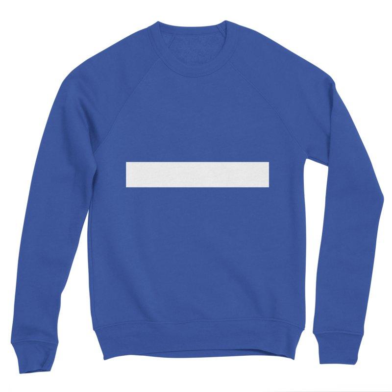 Minus (dark shirts) Women's Sweatshirt by jjqad's Artist Shop