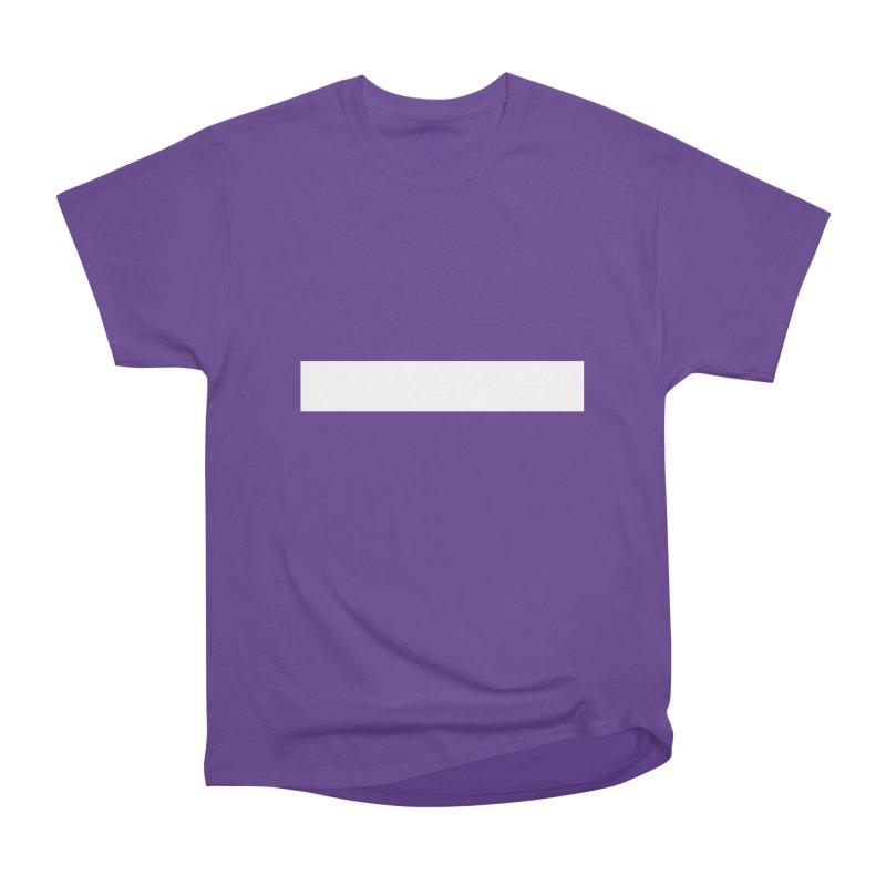 Minus (dark shirts) Women's T-Shirt by jjqad's Artist Shop