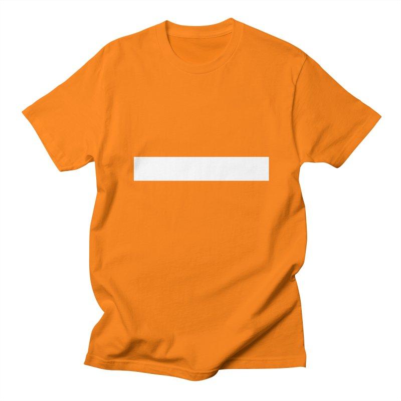Minus (dark shirts) Women's Regular Unisex T-Shirt by jjqad's Artist Shop
