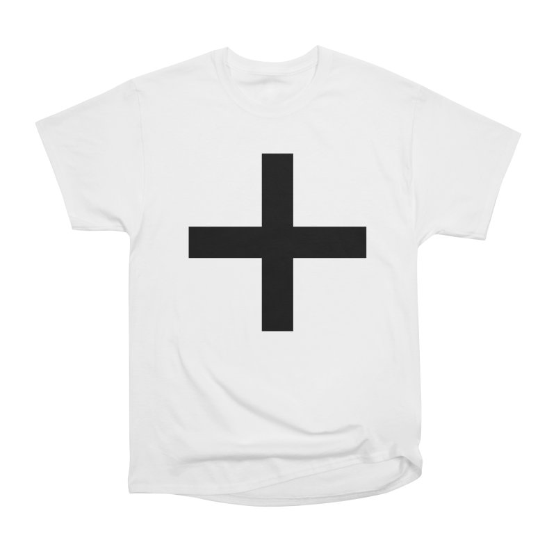 Plus (light shirts) Women's T-Shirt by jjqad's Artist Shop