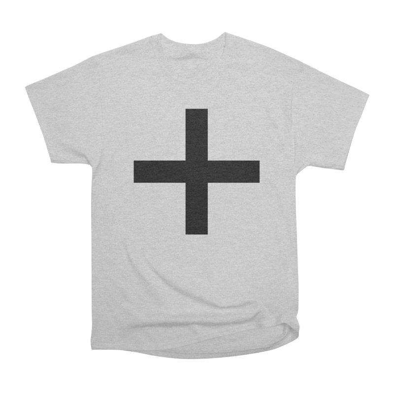 Plus (light shirts) Women's T-Shirt by jjqad's Artist Shop