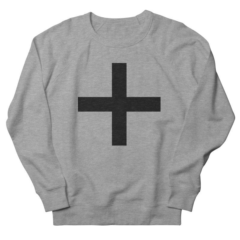 Plus (light shirts) Women's French Terry Sweatshirt by jjqad's Artist Shop