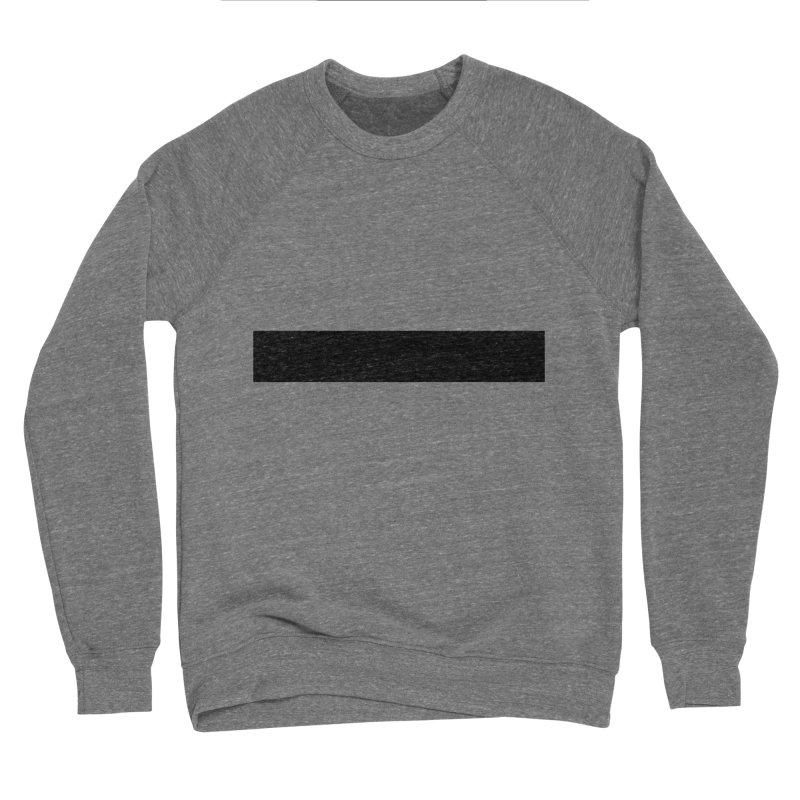 Minus (light shirts) Women's Sponge Fleece Sweatshirt by jjqad's Artist Shop