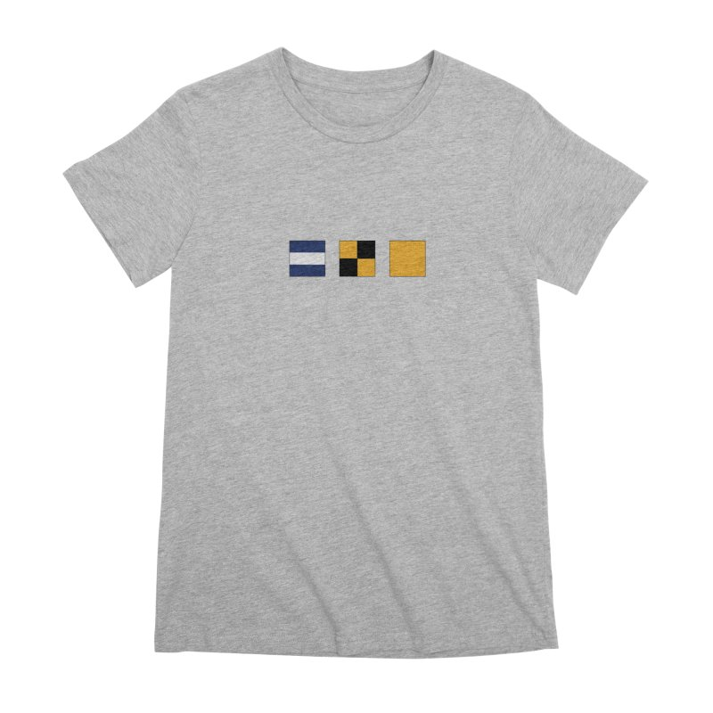 JLQ Shirt Women's Premium T-Shirt by jjqad's Artist Shop