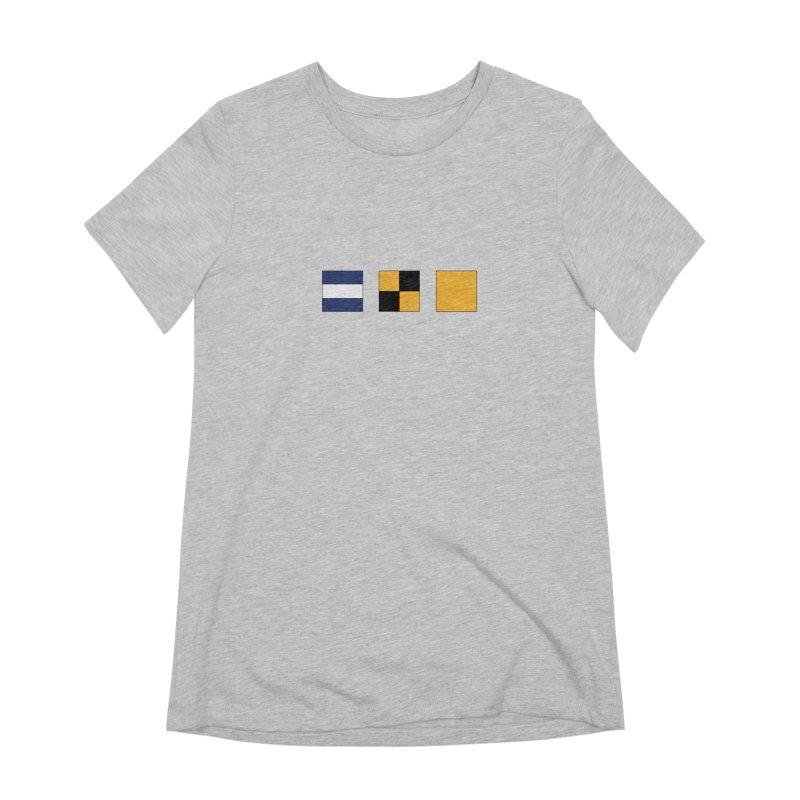 JLQ Shirt Women's Extra Soft T-Shirt by jjqad's Artist Shop