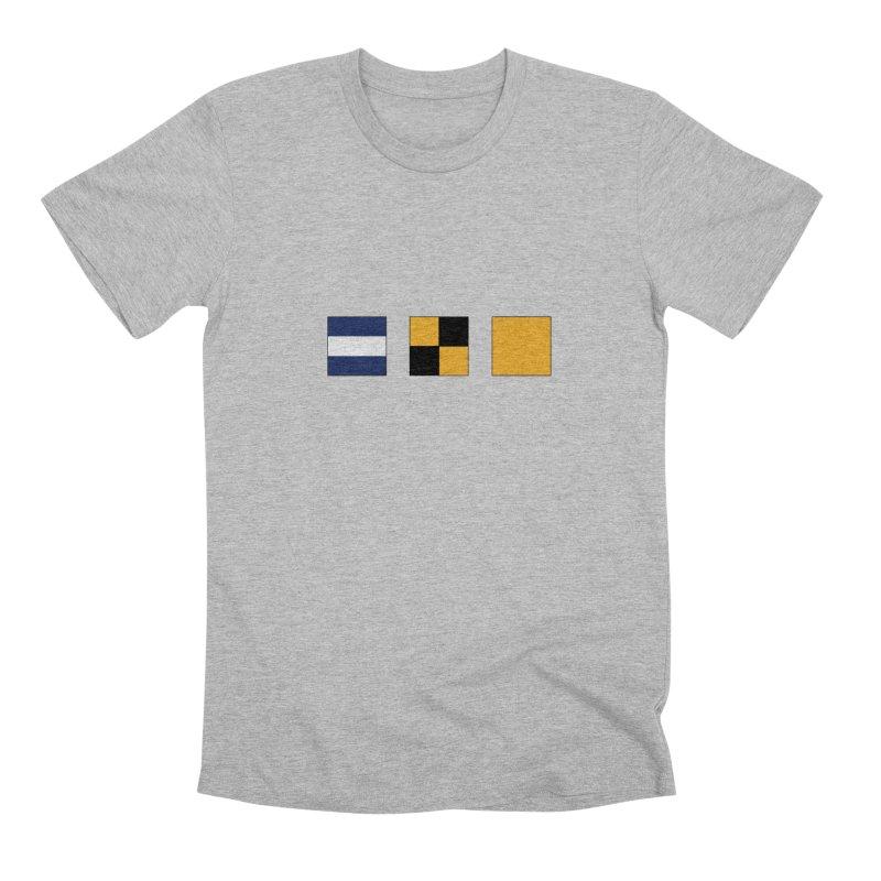 JLQ Shirt Men's Premium T-Shirt by jjqad's Artist Shop