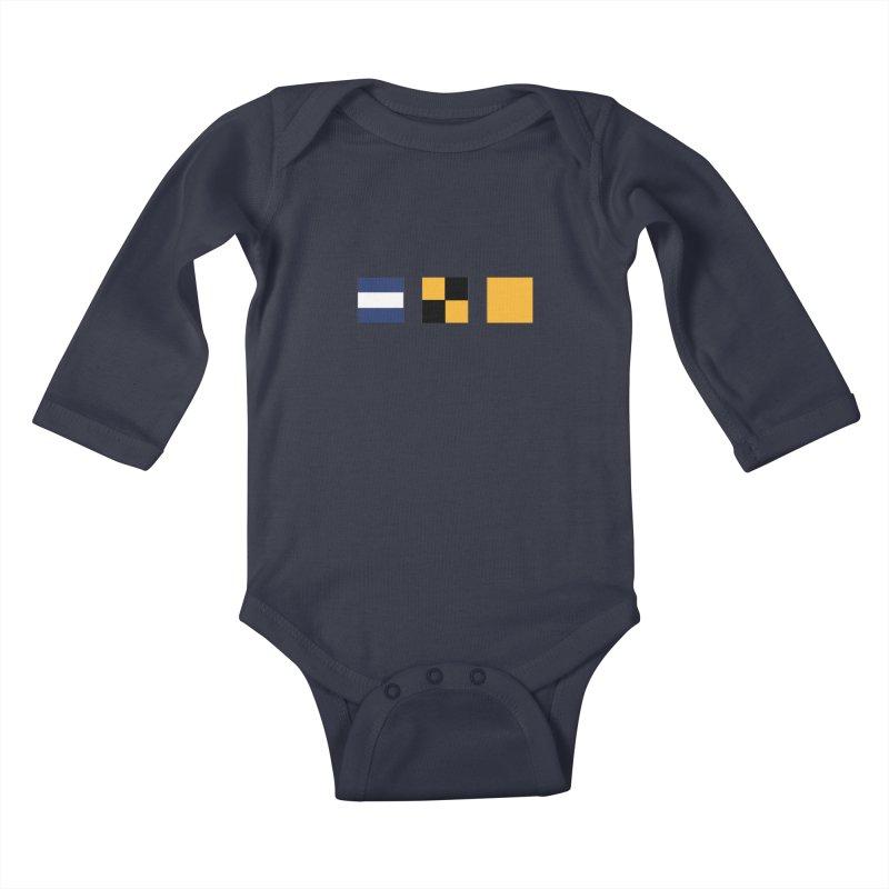 JLQ Shirt Kids Baby Longsleeve Bodysuit by jjqad's Artist Shop