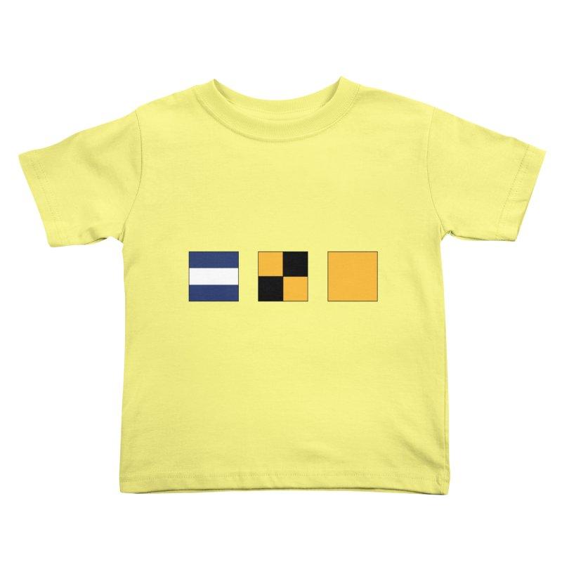 JLQ Shirt Kids Toddler T-Shirt by jjqad's Artist Shop