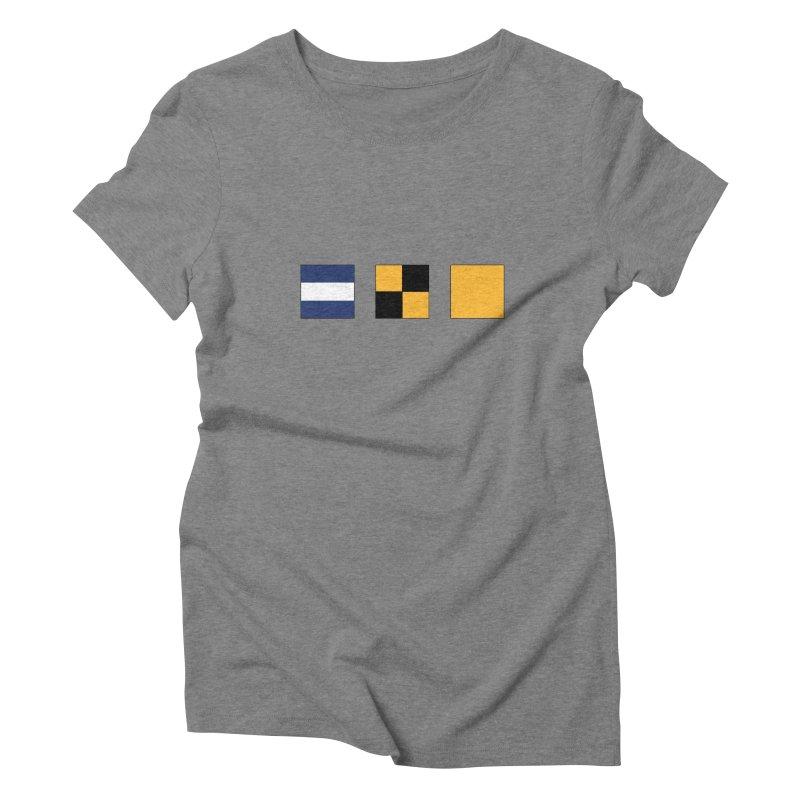 JLQ Shirt Women's Triblend T-Shirt by jjqad's Artist Shop