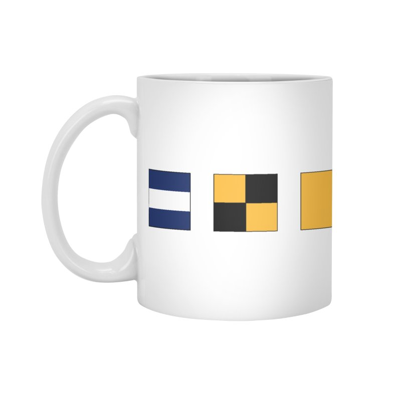 JLQ Shirt Accessories Standard Mug by jjqad's Artist Shop