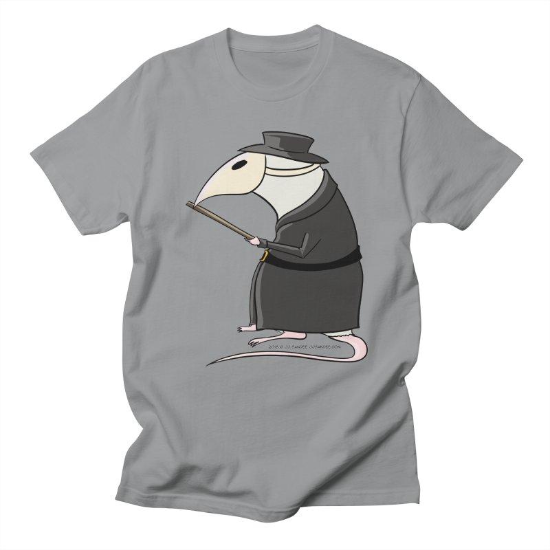 Plague Rat Doctor Women's Regular Unisex T-Shirt by JJ Sandee's Artist Shop