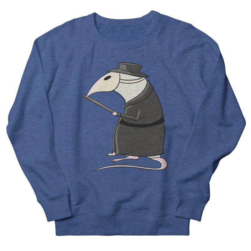 Plague Rat Doctor Men's Sweatshirt by JJ Sandee's Artist Shop