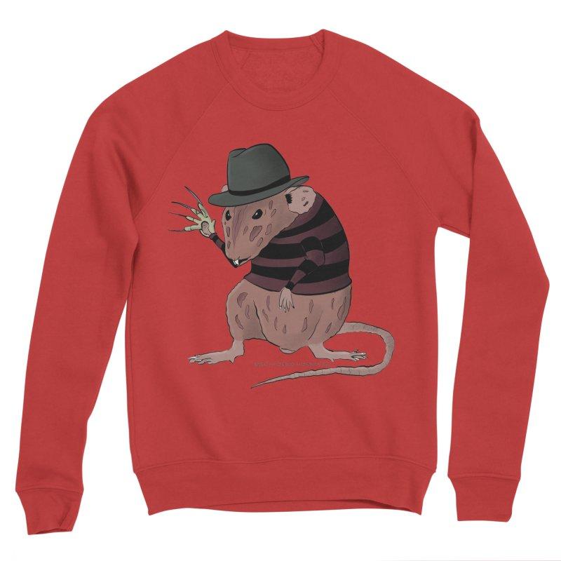 Ratty Kruger Women's Sponge Fleece Sweatshirt by JJ Sandee's Artist Shop