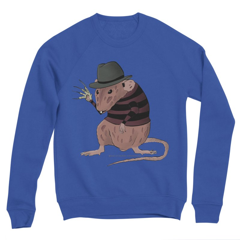 Ratty Kruger Men's Sweatshirt by JJ Sandee's Artist Shop