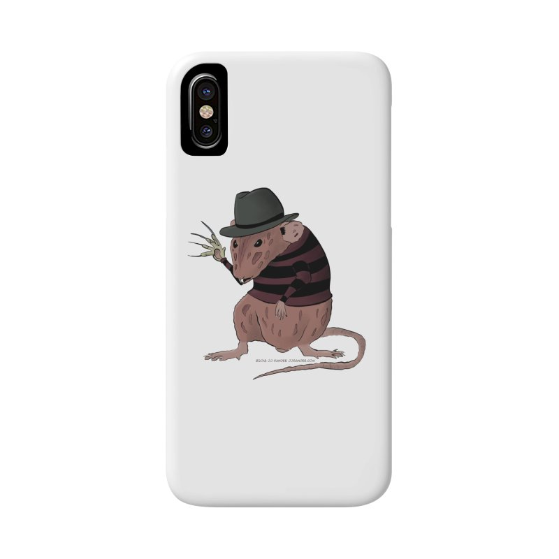 Ratty Kruger Accessories Phone Case by JJ Sandee's Artist Shop