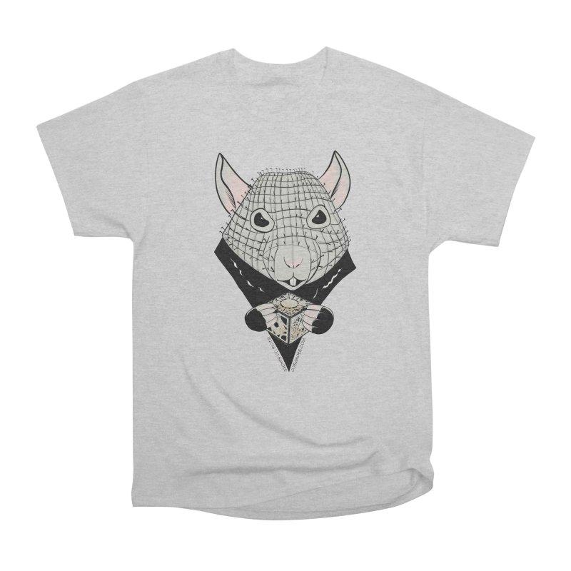PinRat Men's Heavyweight T-Shirt by JJ Sandee's Artist Shop