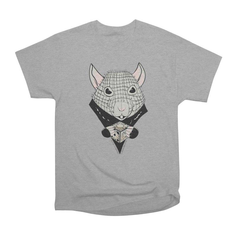 PinRat Women's Heavyweight Unisex T-Shirt by JJ Sandee's Artist Shop
