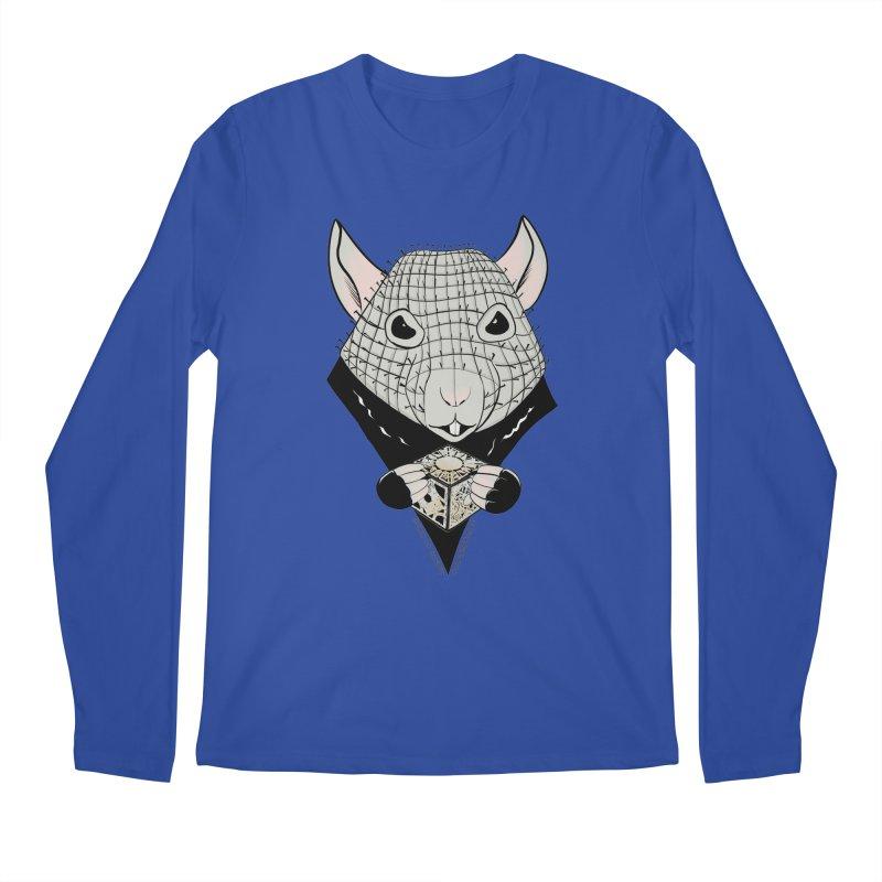 PinRat Men's Regular Longsleeve T-Shirt by JJ Sandee's Artist Shop