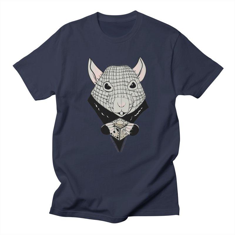 PinRat Men's Regular T-Shirt by JJ Sandee's Artist Shop