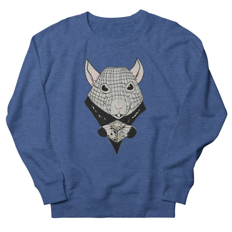 PinRat Men's Sweatshirt by JJ Sandee's Artist Shop