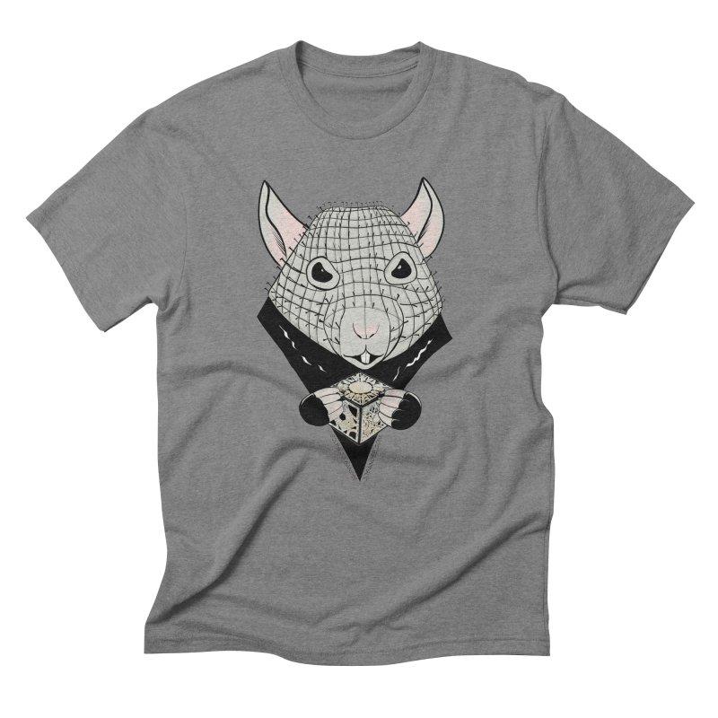 PinRat Men's Triblend T-Shirt by JJ Sandee's Artist Shop