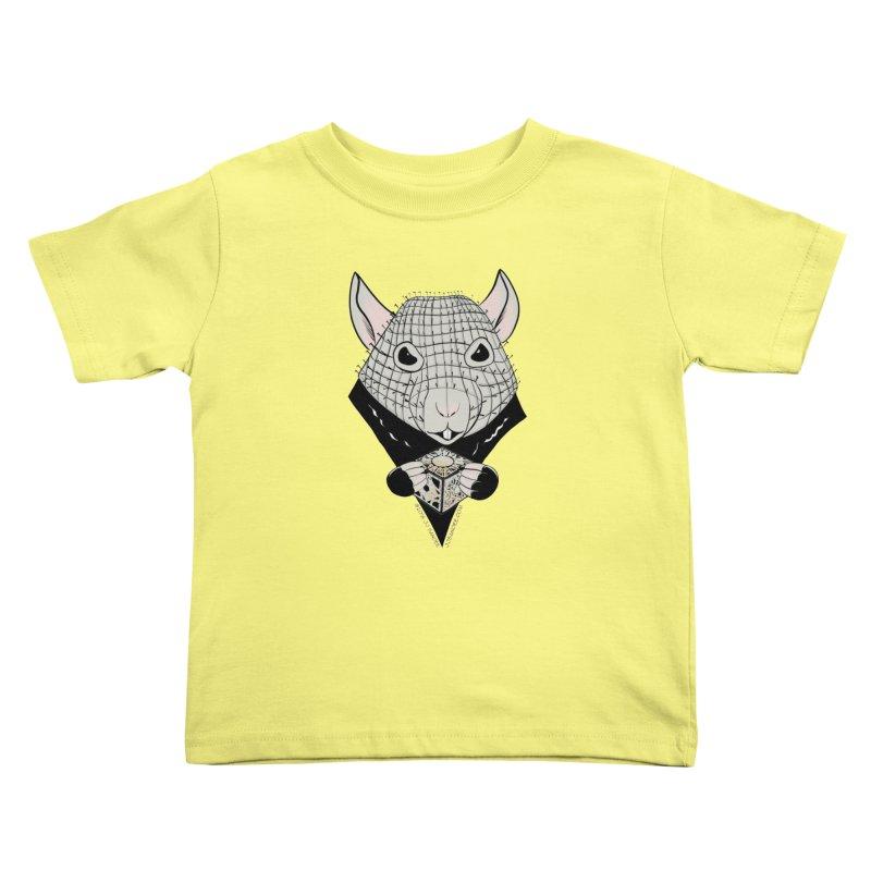 PinRat Kids Toddler T-Shirt by JJ Sandee's Artist Shop