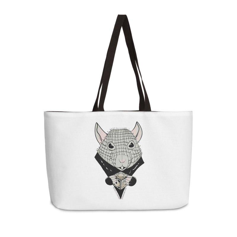 PinRat Accessories Weekender Bag Bag by JJ Sandee's Artist Shop