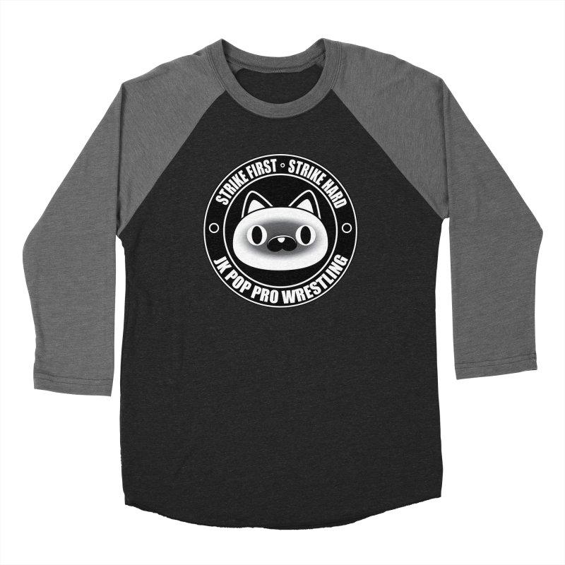 Japan Logo Men's Longsleeve T-Shirt by jkpopprowrestling's Artist Shop