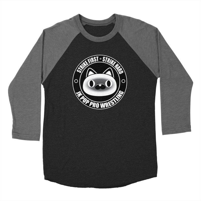 Japan Logo Women's Baseball Triblend Longsleeve T-Shirt by jkpopprowrestling's Artist Shop