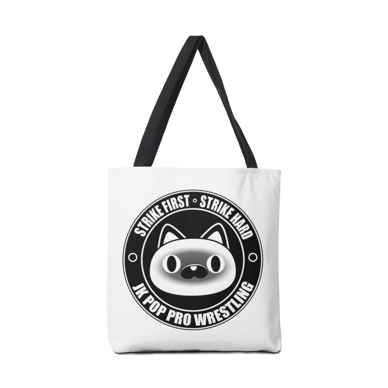 Japan Logo Accessories Tote Bag Bag by jkpopprowrestling's Artist Shop