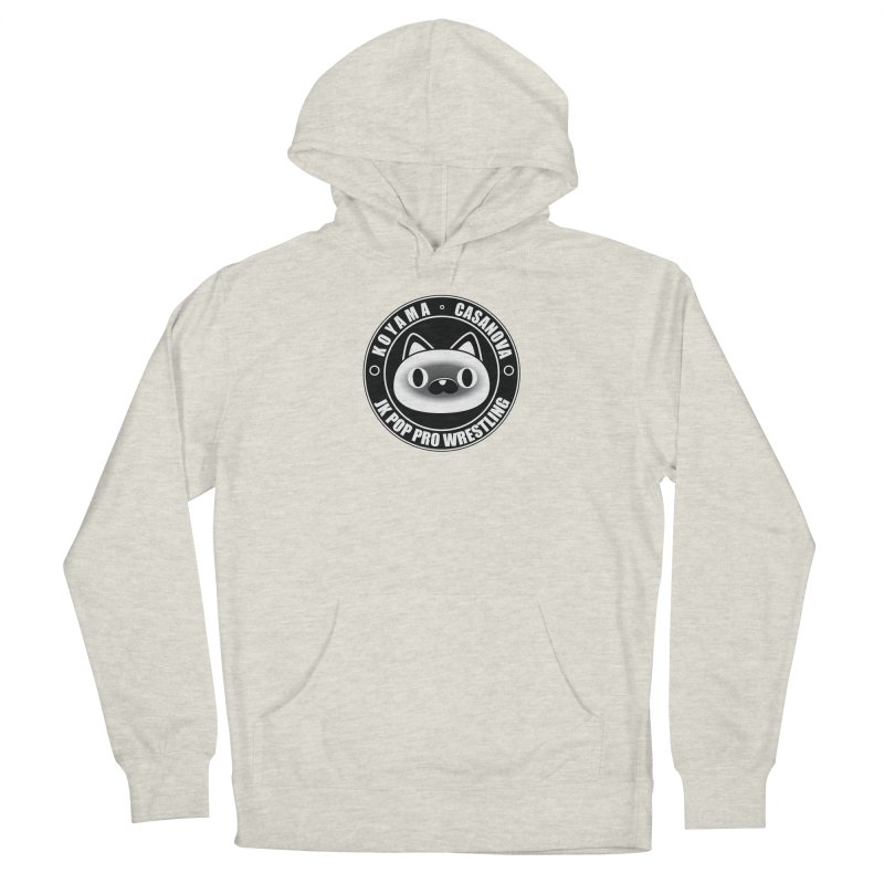 Japan Names Logo Men's French Terry Pullover Hoody by jkpopprowrestling's Artist Shop