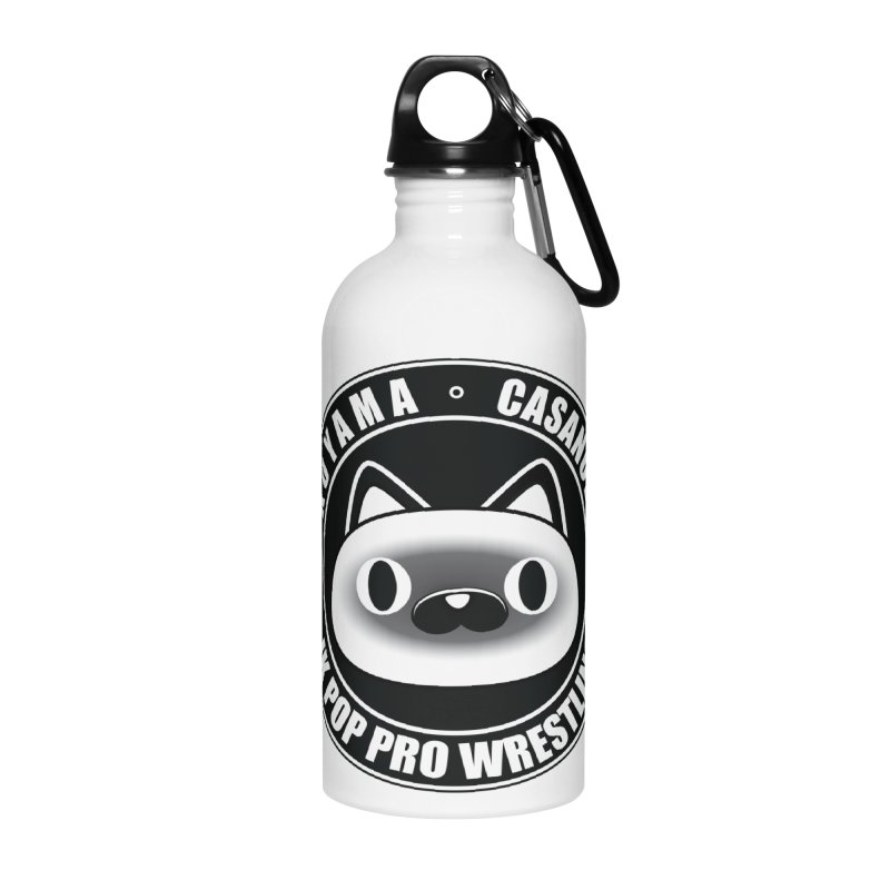 Japan Names Logo Accessories Water Bottle by jkpopprowrestling's Artist Shop