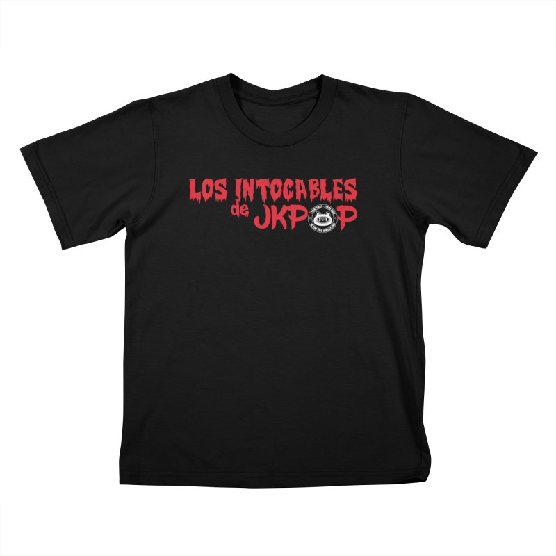 Tranquilo Kids T-Shirt by jkpopprowrestling's Artist Shop
