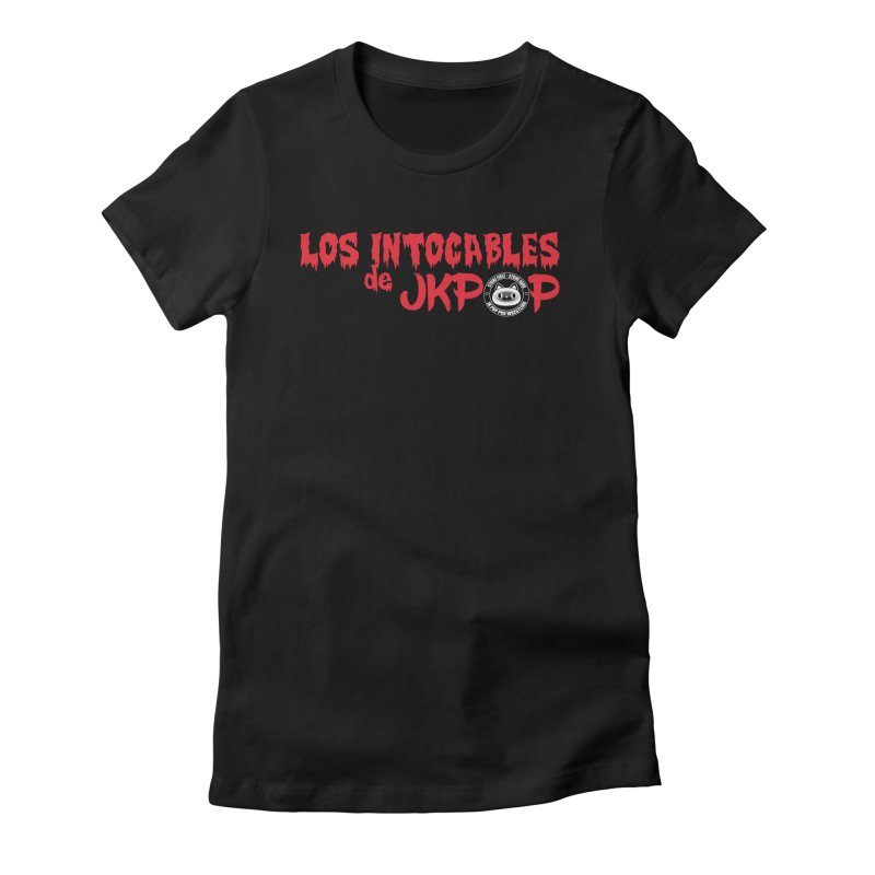 Tranquilo Women's Fitted T-Shirt by jkpopprowrestling's Artist Shop