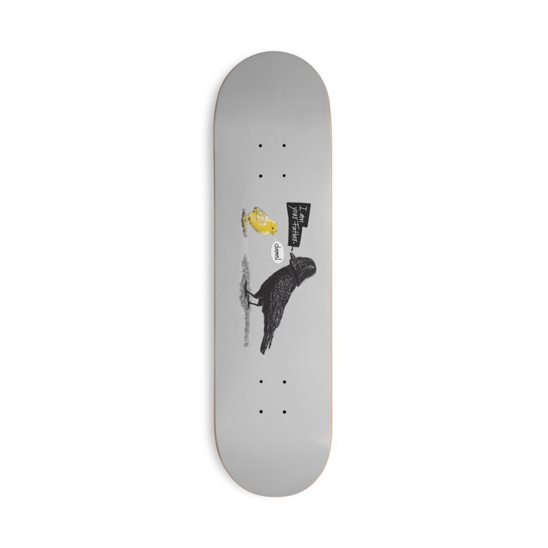 Same damn story Accessories Deck Only Skateboard by magicmagic