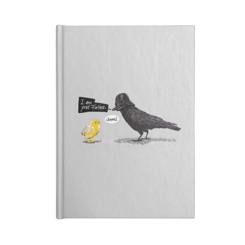 Same damn story Accessories Blank Journal Notebook by magicmagic
