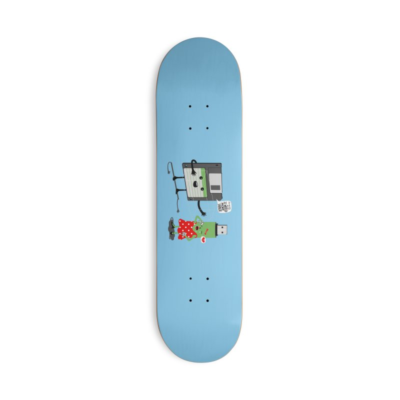 I need more space Accessories Deck Only Skateboard by magicmagic