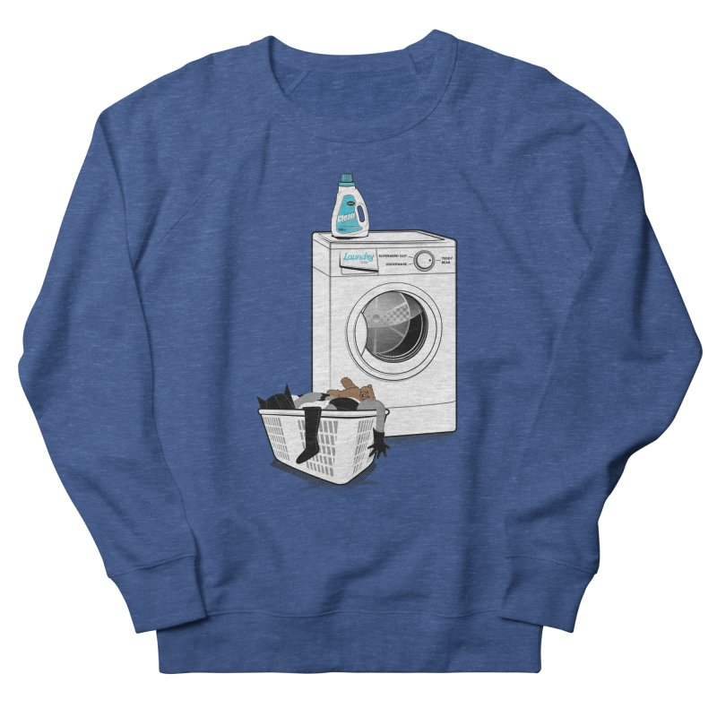 Laundry time Women's Sweatshirt by MagicMagic Artist Shop