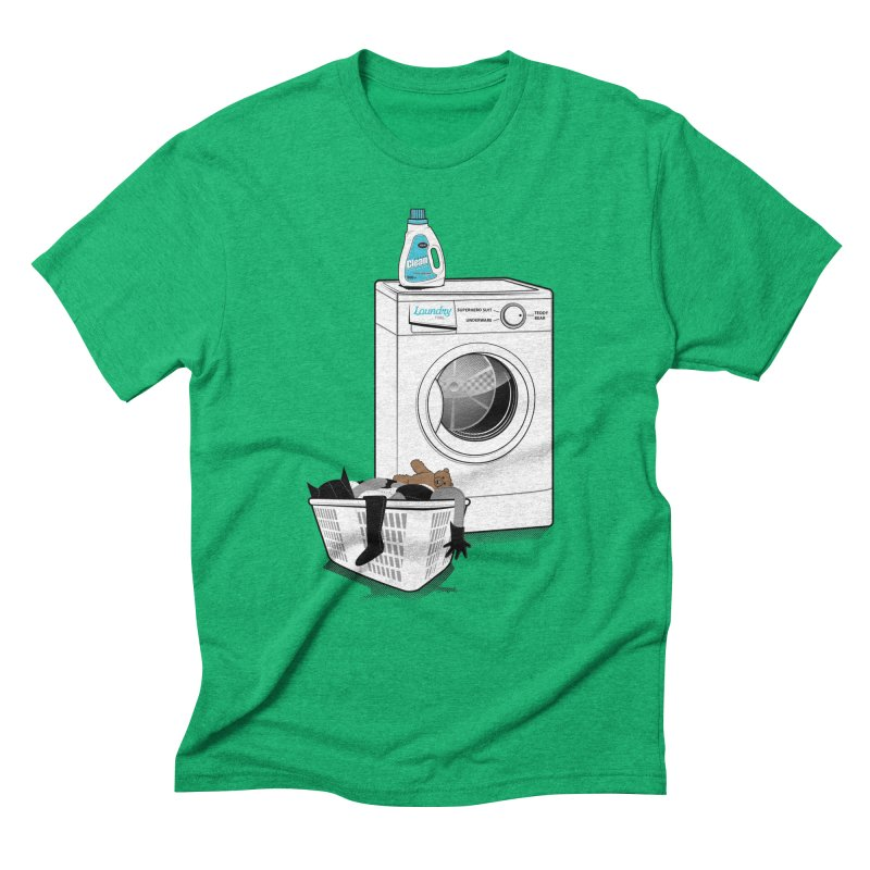 Laundry time Men's Triblend T-Shirt by MagicMagic Artist Shop