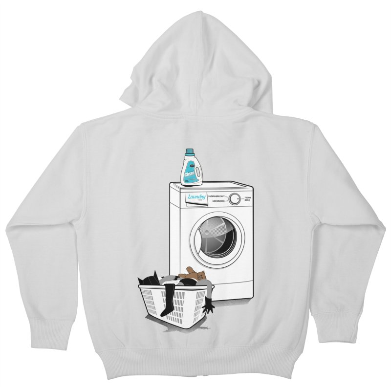 Laundry time   by MagicMagic Artist Shop