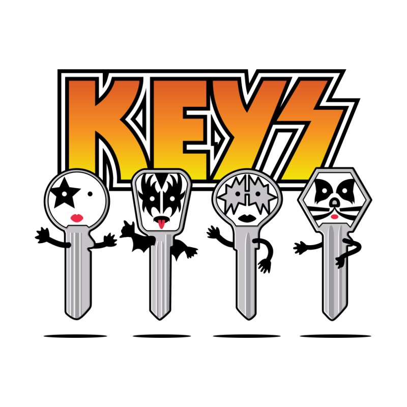 Keys by MagicMagic Artist Shop