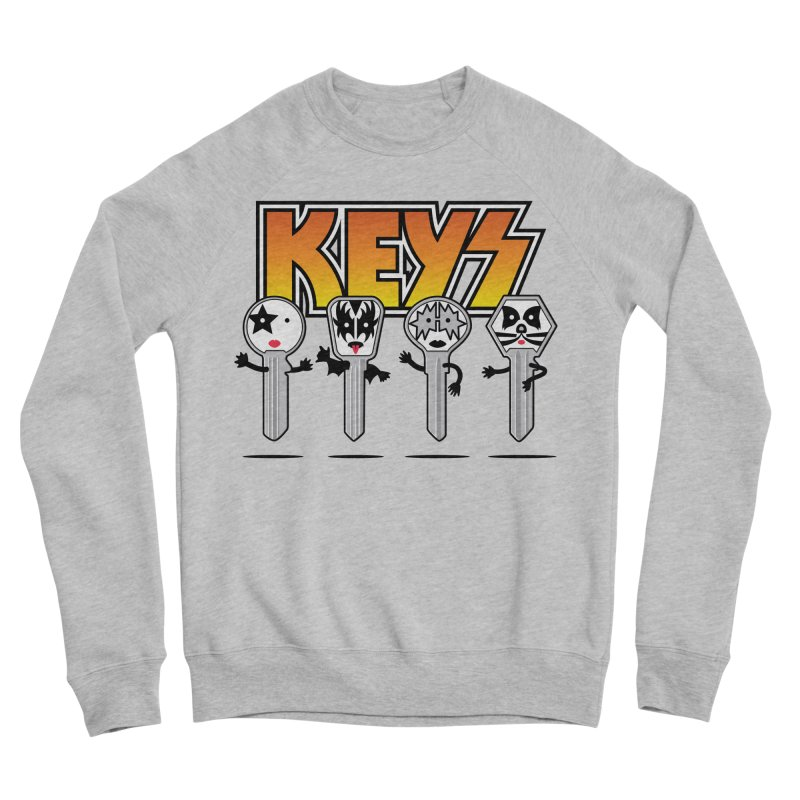 Keys Women's Sponge Fleece Sweatshirt by magicmagic