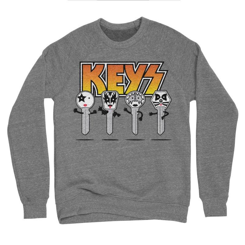 Keys Men's Sponge Fleece Sweatshirt by magicmagic